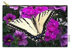Tiger  Swallowtail Butterfly Carry-all Pouch