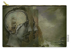 When A Man's Thoughts Turn Toward The Sea Carry-all Pouch