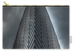 Carry-all Pouch featuring the photograph  Windows by Michelle Meenawong