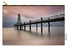 Wooden Pier Carry-all Pouch