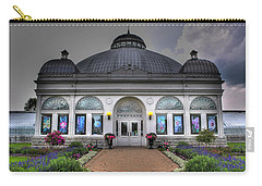 001 Buffal And Erie County Botanical Gardens Carry-all Pouch by Michael Frank Jr
