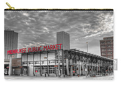 0038 Milwaukee Public Market Carry-all Pouch