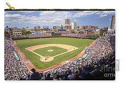 0100 Wrigley Field - Chicago Illinois Carry-all Pouch