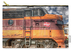 0119 The Milwaukee Road 2 Carry-all Pouch