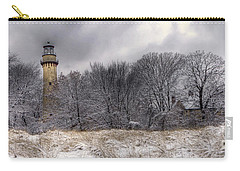0243 Grosse Point Lighthouse Evanston Illinois Carry-all Pouch