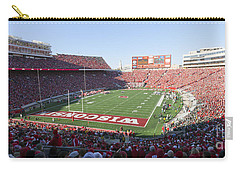 0251 Camp Randall Stadium - Madison Wisconsin Carry-all Pouch