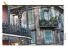 0275 New Orleans Balconies Carry-all Pouch
