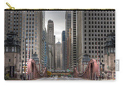 0295 Lasalle Street Chicago Carry-all Pouch