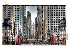0295b Lasalle Street Bridge Carry-all Pouch