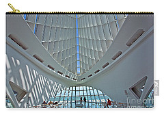 0354 Milwaukee Art Museum Carry-all Pouch