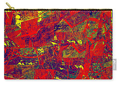0384 Abstract Thought Carry-all Pouch