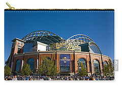 0386 Miller Park Milwaukee Carry-all Pouch