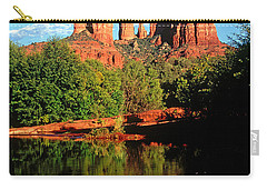 0464 Sedona Arizona Carry-all Pouch by Steve Sturgill