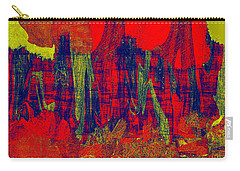 0486 Abstract Thought Carry-all Pouch
