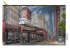 0489 Wabash Avenue Chicago Carry-all Pouch
