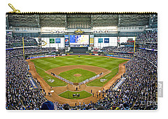 0546 Nlds Miller Park Milwaukee Carry-all Pouch