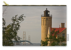 0558 Old Mackinac Point Lighthouse Carry-all Pouch