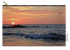0581 Maui Sunset 2 Carry-all Pouch by Steve Sturgill