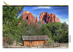 0682 Red Rock Crossing - Sedona Arizona Carry-all Pouch