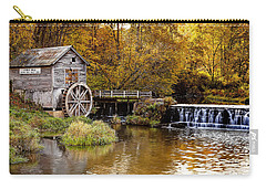 0722 Hyde's Mill Carry-all Pouch by Steve Sturgill