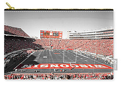 0813 Camp Randall Stadium Panorama Carry-all Pouch