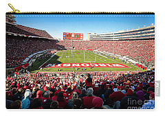 0814 Camp Randall Stadium Carry-all Pouch