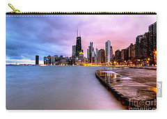 0865 Chicago Sunrise Carry-all Pouch