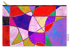 0269 Abstract Thought Carry-all Pouch