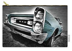 1966 Pontiac Gto Carry-all Pouch by Gordon Dean II