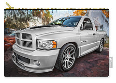 2004 Dodge Ram Srt 10 Viper Truck Painted Carry-all Pouch