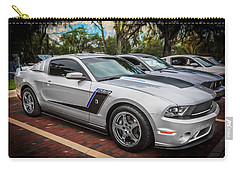 2012 Ford Roush Stage 3 Mustang Rs3 Painted  Carry-all Pouch