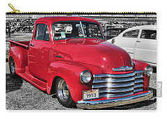 '53 Chevy Truck Carry-all Pouch