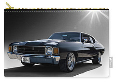 '72 Chevelle Carry-all Pouch by Douglas Pittman