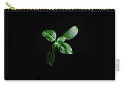 A Sprig Of Basil Carry-all Pouch