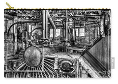Abandoned Steam Plant Carry-all Pouch