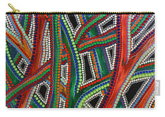Aboriginal Inspirations 8 Carry-all Pouch