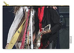 Aerosmith Carry-all Pouch by Concert Photos