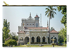 Aga Khan Palace Carry-all Pouch by Kiran Joshi