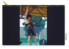 Angus Young Of A C D C At Day On The Green Monsters Of Rock - July 1979 Carry-all Pouch