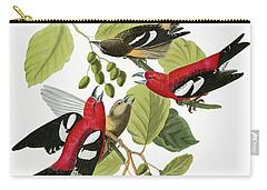 Audubon Crossbill Carry-all Pouch
