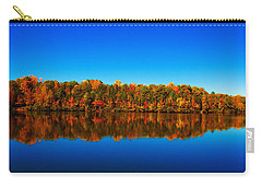 Autumn Reflections Carry-all Pouch by Andy Lawless