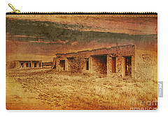Back In The Day Carry-all Pouch by Erika Weber