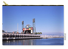 Baseball Park At The Waterfront, At&t Carry-all Pouch