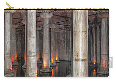 Basilica Cistern 02 Carry-all Pouch by Antony McAulay