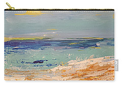 Beach Carry-all Pouch by Diana Bursztein
