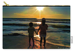 Beach Kids Carry-all Pouch
