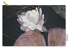 Carry-all Pouch featuring the photograph Beautiful Girl by Michael Krek