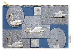Beauty And Grace Carry-all Pouch by Bobbee Rickard