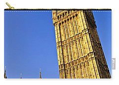Big Ben Clock Tower Carry-all Pouch