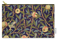 Bird And Pomegranate Carry-all Pouch